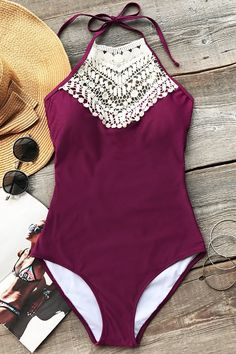 This site has the CUTEST swimsuits for so inexpensive. I just bought like 5- lol. Time for SUMMER!!! #swimsuit {aff}