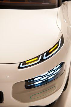 """Photos et vidéos de Citroen Cactus - Un concept de SUV compact qui annonce la """"Ligne C"""" de Citroën - Salon de Francfort 2013"""