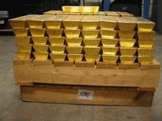 RICH BARS OF GOLD