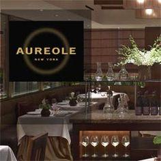 Aureole NYC Charlie Palmer Restaurant