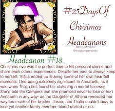 Christmas Headcanon 18