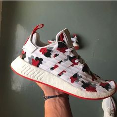 Adidas Nmd, Adidas Shoes, Cute Sneakers, Shoes Sneakers, Hypebeast, Streetwear, Camo Shoes, Superfly, Nike Outfits