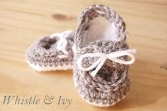 Free, Adorable Crochet Patterns for Baby - Booties and Mary Janes! http://sulia.com/channel/knitting/f/4a680ef8-b0a3-4dbd-8dab-ae8a9511991b/?