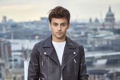 He's grown up under the glare of the public eye. Now Tom Daley is older, wiser and ready to reflect