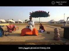 Folk Music at Joggan Jaisalmer Camps