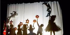 Театральное представление «Кукольная кухня». Мастер-класс для детей