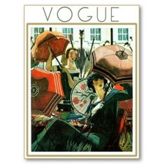 Vogue Deco cover