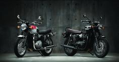 Pricing announced for new Street Twin, Bonneville T120, Bonneville T120 Black
