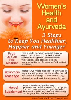 Ayurveda and Women's Health #Ayurveda #WomensHealth #Health http://www.promotehealthwellness.com/womens-health-and-ayurveda/