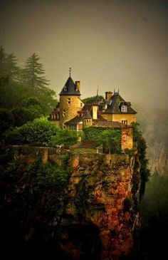 Treyne Castle - Dordogne, France