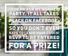 Norwex Facebook party for the easy win!  No pants, makeup, or babysitter needed!  https://m.facebook.com/Donna-Jenkins-Norwex-Independent-Sales-Consultant-158862488129470/  #naturalstateofcleanwithdonna #norwex #microfibermomma #partyinmypjs