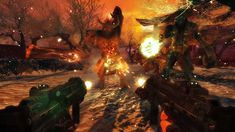 Used Xbox One, 3d Realms, Shadow Warrior, First Person Shooter, Classic, Painting, Art, Derby, Art Background