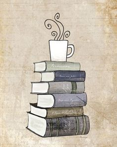Books + Tea
