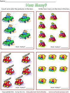 Mejores 301 im genes de n meros cu ntos hay relacionar graf a y cantidad en pinterest en - Grado superior de jardin de infancia ...