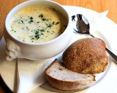Cullen skink - this classic Scottish soup is great to make... the perfect winter warmer recipe to celebrate Burns' Night
