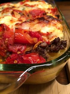 Ground Elk Spaghetti Squash Lasagna #nevadafoodies