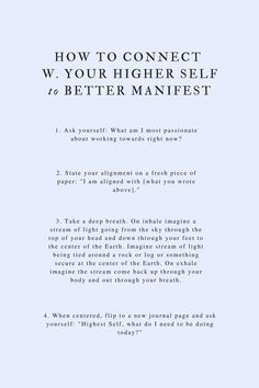 How to Magically Manifest an Epic Life. Spiritual Manifestation, Manifestation Journal, Spiritual Awakening, Positive Self Affirmations, Positive Quotes, Amélioration Continue, Daily Journal Prompts, Self Care Activities, Affirmation Quotes