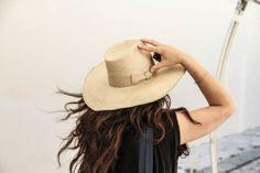 Sofia straw hat