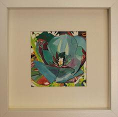 blue tulip £45.00 @Folksy Blue Tulips, Paintings, Art, Craft Art, Painting Art, Kunst, Painting, Paint, Draw