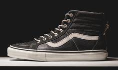 6003d5a22a Vans Vault Sk8-Hi Reissue Zip LX  Black   White