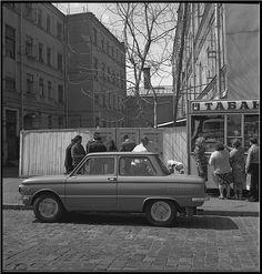 АЛЕКСЕЙ - Москва 80-х в фотографиях А.А.Слюсарева