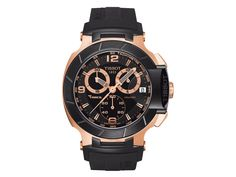 Tissot T0484172705706 Reloj para Caballero Color Negro