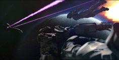 Il blog di Lollo: Trailer di Halo Fall of Reach: Figata animata!