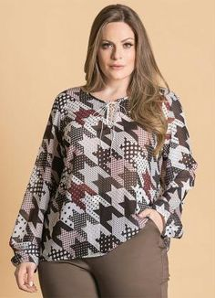 shopping-for-womens-fashion-plus-size-clothing - Womens Fashion 2 Big Girl Fashion, Curvy Fashion, Plus Size Fashion, Womens Fashion, Moda Plus Size, Trendy Plus Size, Camisa Feminina Plus Size, Fat Girl Outfits, Plus Size Clothing Stores