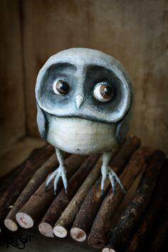 owl by  Krisoft http://krisoft.canalblog.com/  LE BLOG DE KriSoft