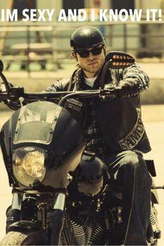 Charlie Hunnam / Jax Teller, soa