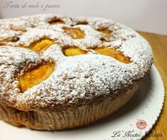Le nostre Ricette: Torta di mele e panna