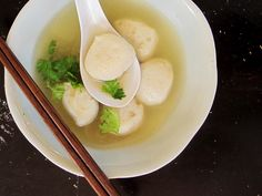 Mummy, I can cook!: How to make bouncy 100% fishballs