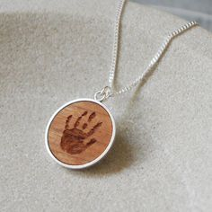 b7590d56e54360 9 Best Handprint & Footprint Jewelry images in 2017   Jewelry design ...