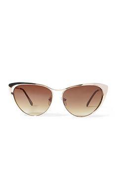 Cat-Eye Sunglasses | Forever 21 - 1052288547