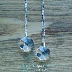 Helmipaikka Oy - Joka päivä on korupäivä - Helmipaikka. Dog Tag Necklace, Arrow Necklace, Dog Tags, Jewelry, Jewlery, Jewerly, Schmuck, Jewels, Jewelery