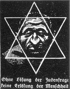 Nazi Propaganda: Trust No Fox in the Green Meadow and No Jew on his Oath