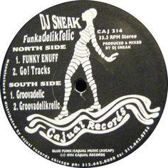 DJ Sneak - Funkadelikrelic