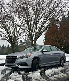The Hyundai Sonata Plug-In Hybrid even saw some snow while I had it! Find out a few of my thoughts, and what features were my favorite.
