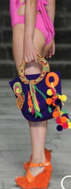Pixel Crochet, Bead Crochet, Handmade Tale, Wiggly Crochet, Potli Bags, Diy Bags Purses, Back Bag, Boho Bags, Tapestry Crochet