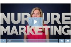 Sales - It takes, on average, 10 marketing-driven touches to help a lead's progress from the top of the funnel to the top line. Nurture marketing allows you to engage with leads...