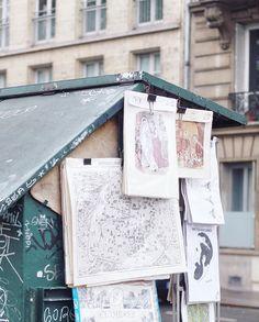 Quais. #Paris #parisienne #MyInstagram