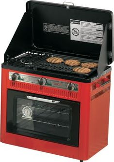 Camp oven and grill/stove http://onlinecampingstove.blogspot.com/