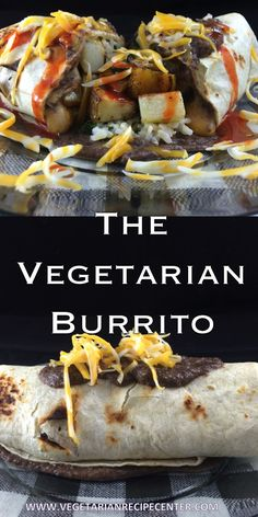 Here is a recipe that is great for breakfast, lunch, or dinner. Everyone loves burritos and this ingredient combo will impress everyone at the table.
