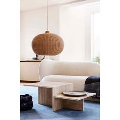 Braided Belly Lamp Shade – SKANDIUM