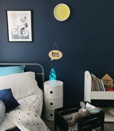 Removable wall decals stickers appliques NEW Heebie Jeebies DIY Wall Clock
