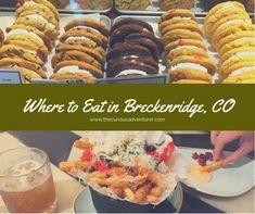 Where to get the best meals in Breckenridge, Colorado Estes Park Colorado, Aspen Colorado, Denver Colorado, Colorado Winter, Colorado Trip, Skiing Colorado, Colorado Springs, Breckenridge Colorado, Alberta Canada