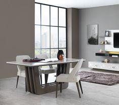 Wooden Furniture, Bedroom Furniture, Furniture Design, Living Room Sofa Design, Furniture Showroom, Dining Bench, Master Bedroom, Behance, Collection
