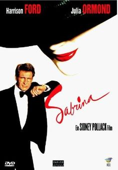 Sabrina...favorite Harrison Ford movie aside from Indiana Jones