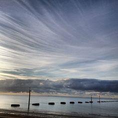 sunrise in southsea
