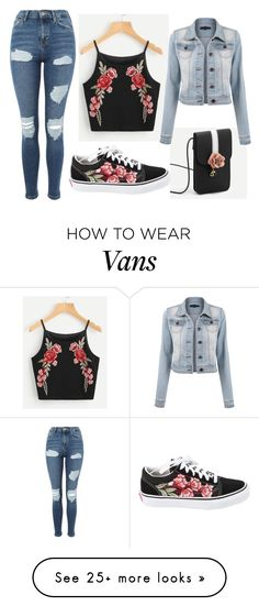 """idk 5"" by isabel-smith-237 on Polyvore featuring Vans"
